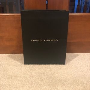 FREE GIFT! David Yurman Gift Bag